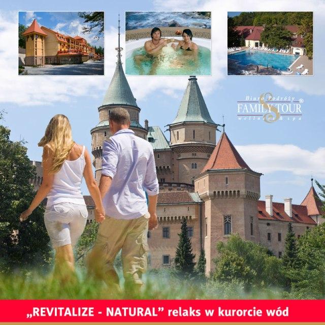 Słowacja - wiosenne wSPAniały, kompleksowy wypoczynek
