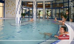 Zdrowy wypoczynek w luksusowej oazie termalnych wód.. PATINCE od Family Tour