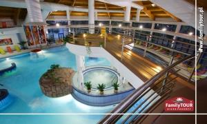 Termy Słowacja - Thermal Resort Patince 4*